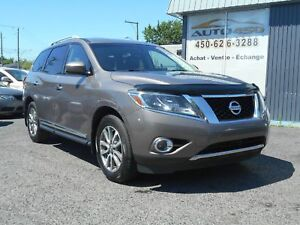 Nissan Pathfinder SL 2013 ***CUIR,MAGS,7 PASSAGERS***