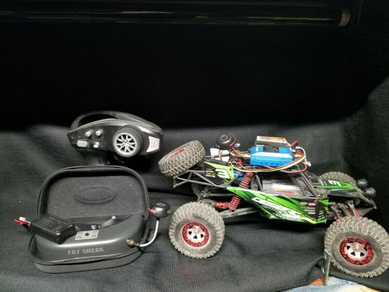 Fatshark FPV Goggles RC Dunebuggy Combo Ready To Go!