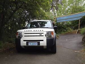 2005 Land Rover Discovery 3 Wagon Mount Nelson Hobart City Preview