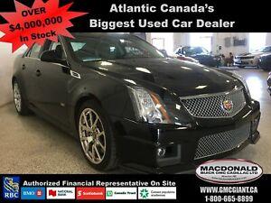 2010 Cadillac CTS-V -