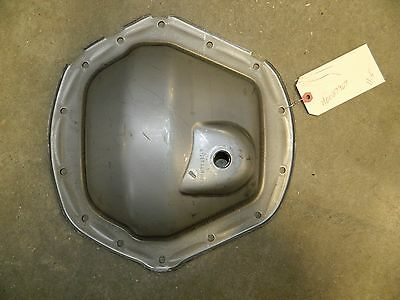 Rear Differential Cover 11 5  Gm Aam 1999  Oem American Axle Manufacturing Chevy