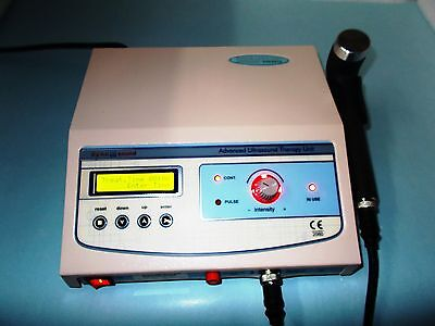 New Ultrasound Therapy 1 Mhz Portable Ultrasound Therapy Unit Preset Lcd Jf56