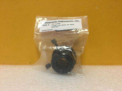 Diagnostic Instruments Zw-clamp Bottom Clamp For Spot Imaging Hrp Microscopes