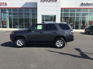 2015 Toyota 4Runner SR5 V6 ALLOYS; P/SEAT;BU CAMERA;BLUETOOTH...