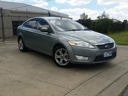 2009 Ford Mondeo Hatchback . AUTO*RWC® TURBO DIESEL* Brooklyn Brimbank Area Preview