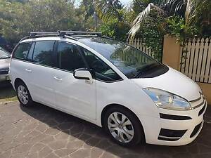 2013 Citroen C4 Grand Picasso Wagon North Narrabeen Pittwater Area Preview