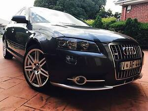 Audi A3 Sportback 1.8TFSI Turbo Sline! Long Rego!4New Tyres! Auto Noble Park Greater Dandenong Preview