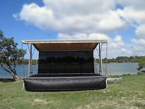 Mobile Stage Solutions Bundall Gold Coast City Preview