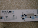 Suction Bathroom Storage Accessories x3 Brand New Warwick Southern Downs image 2