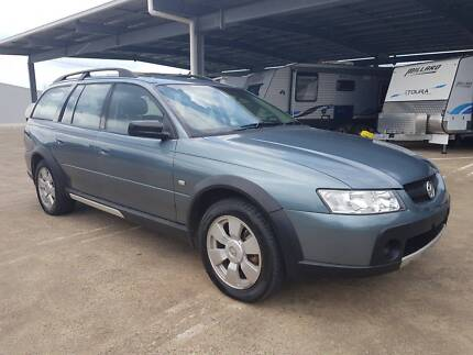 Wanted: HOLDEN ADVENTRA VZ SX6 4x4 WAGON .. ONE OWNER FROM NEW