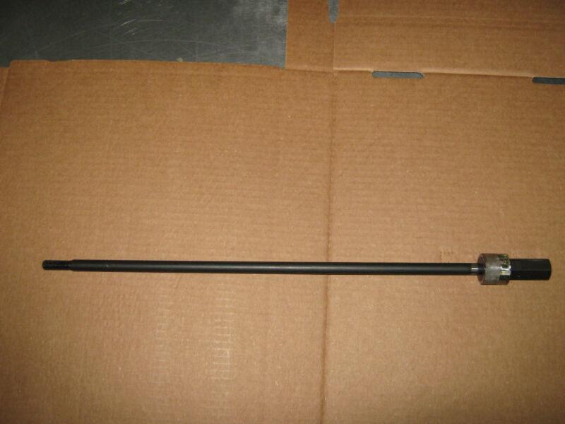 """HEX Head Drawbar for M-HEAD Series 3/8""""-16 THREAD 16-9/16 Drawbar Length"""