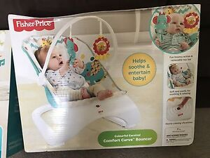 Fisher-price comfort curve bouncer Stanhope Gardens Blacktown Area Preview