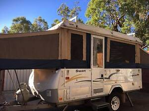 JAYCO SWAN OUTBACK 2008 FULL ANNEX LOADS OF EXTRAS Orange Grove Gosnells Area Preview