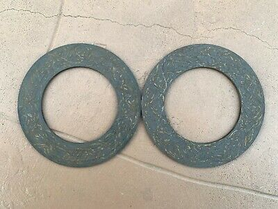 2 Each Bush Hog And Woods 60 Series Pto Slip Clutch Discs 416 Free Ship