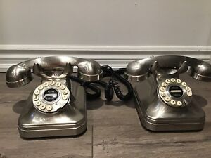 Silver Telephones for sale