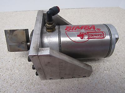 Bimba 702-d Nh 14inch Stainless Pneumatic Cylinder