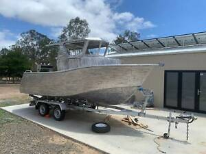 NEW 6.5m Plate Boat - SWAP FOR SMALLER BOAT!