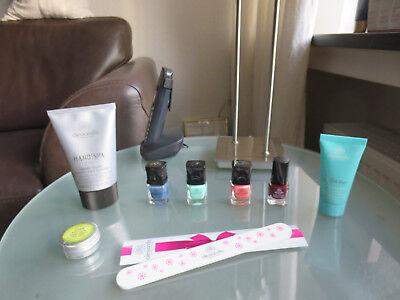 schönes alessandro Set-Nagellacke,Hand!Spa, Peeling, pedix feet, Nail Cream,  (Schöner Nagellack)