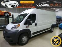 2018 RAM ProMaster 3500 High Roof HIGHROOF| 159WB EXT| 3PASSE... Markham / York Region Toronto (GTA) Preview