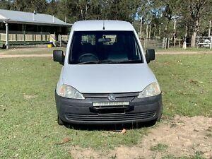 2003 Holden combo van