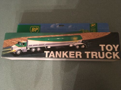 BP TOY TANKER TRUCK.