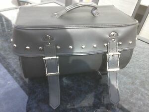 Studded Rear Roll Bag