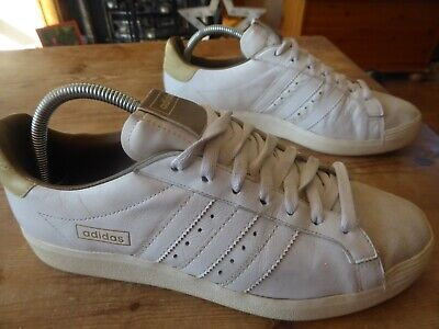 mens vintage ADIDAS tennis adv - size uk 9 ( 2007 ) good condition