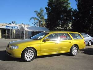 2003 Ford Falcon Wagon = 6 Months Rego / R/Worthy - 172Klms Lawnton Pine Rivers Area Preview