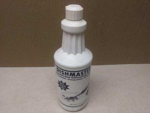 DISHMASTER concentrated dishwashing liquid, 32oz