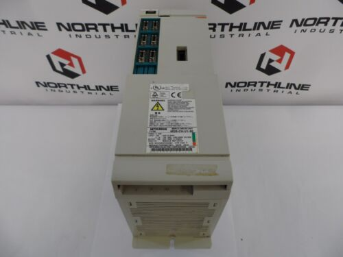 Mitsubishi Servo Drive Mds-ch-v1-90, Refurbished And Tested / 30 Days Warranty.