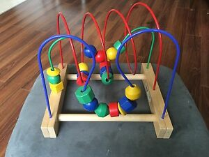 The waiting room toy!