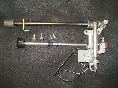Hobart Buffalo Chopper Model 84186 Onoff Switches Bracket And Linkage And Rod
