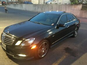 2012 Mercedes-Benz E350 4Matic AMG Sport Package *with warranty*