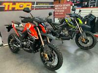 Zontes ZT125-U1 ABS ALL NEW MODEL 2 COLOURWAYS VERY HIGH SPEC £3199