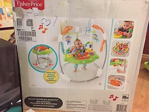 Fisher price Roarin Rain Forest Jumperoo