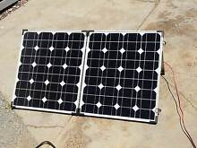 80w mono-crystaline folding solar panel kit Port Neill Tumby Bay Area Preview