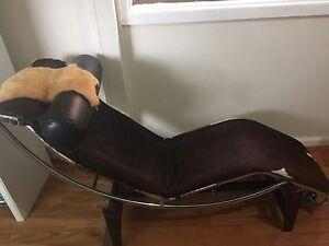 Cowhide, cow hide, chaise , lounge Merrylands Parramatta Area Preview