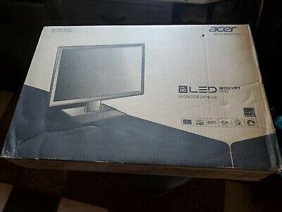 "Acer K2 24"" LED Widescreen LCD Monitor Full HD 1920 X 1080 5ms 250 Nit (TN Film)"