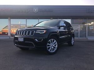2017 Jeep Grand Cherokee Limited | Navigation | Blind Spot