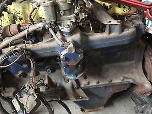 Jeep CJ5 engine