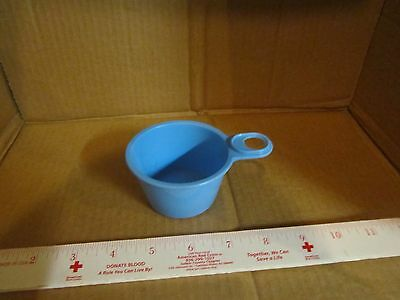 Half Price Toy - Fisher Price Fun with Food Mixing Center Blue half cup measuring baking 1/2