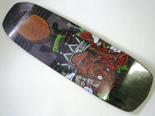 CREATURE Roadkill Kings Skateboard Deck RARE schmitt stix hosoi grosso anti hero