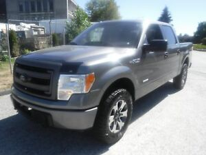 2013 Ford F-150 Ecoboost XLT SuperCrew 5.5-ft. Bed 4WD