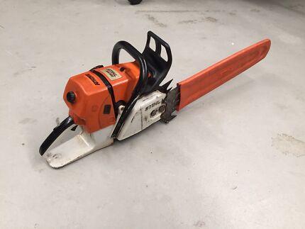 Wanted: Stihl MS 660 Chainsaw