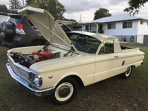 1965 Ford Falcon Ute Margate Redcliffe Area Preview