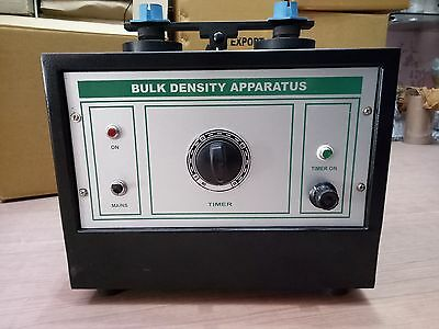 Bulk Density Apparatus 30 Strokes Per Minute Lab Life Science Lab Equipment Bulk