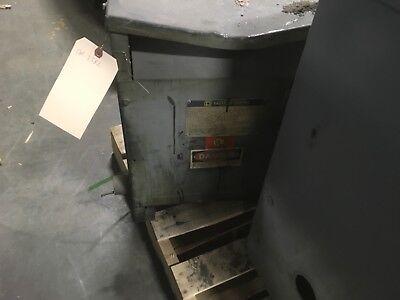 Square-d 15kva Transformer 15s40h Hv-480 Lv-120240 1ph 190lbs Dirty Dents