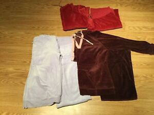 Comfy Stretchy pants and sweater sets (Size Large)