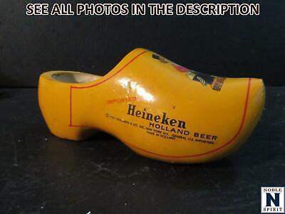 NobleSpirit No Reserve (EL) Heineken Holland Beer Promotional Wooden Shoe