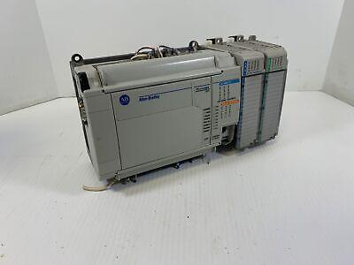 Allen-bradley Micrologix 1500 Controller Series A 1769-ecr